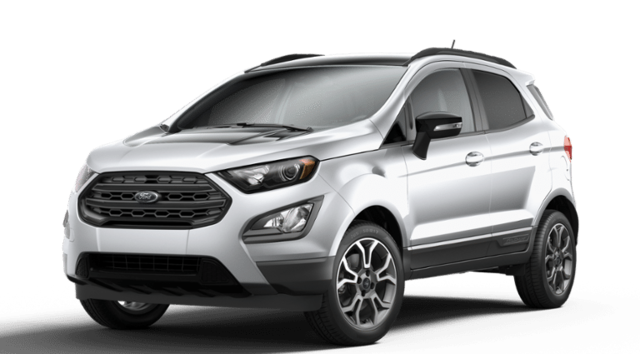 New 2019 Ford EcoSport SES Crossover for sale in Merillville IN